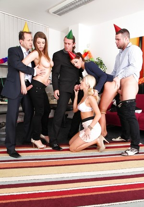 Hot Milf Orgy Pics